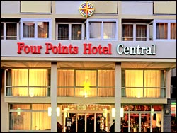 Four Points by Sheraton Central Koln Hotel, Cologne