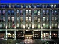 Kastens Hotel Luisenhof Kastens Hotels Hannover Kastens